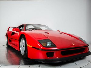 90 model Ferrari'ye 1.59 milyon dolar fiyat etiketi