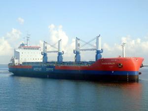 M/V HANZE GOSLAR, 7 milyon dolara Canbaz Denizcilik Şirketine satıldı