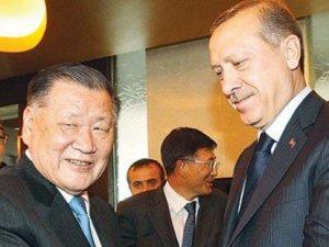 Otomotiv devi ortaklarına 'Türkiye' dedi