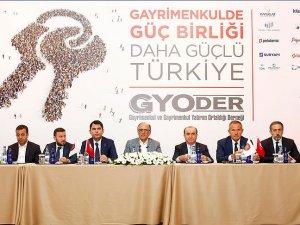 GYODER'den Emlak Konut kampanyasına 60 bin konut ve ofisle destek