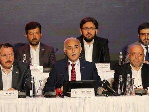 MÜSİAD Başkanı Olpak: Ülkemizin ekonomisi ve piyasalar günlük seyrinde