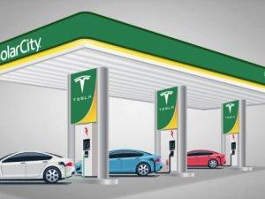 Tesla ve SolarCity biirleşiyor