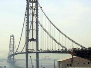 Ahmet Arslan: Osmangazi Köprüsü'nden günde ortalama 20 bin araç geçiyor