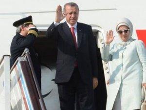 Erdoğan'ın uçağı son anda kurtulmuş