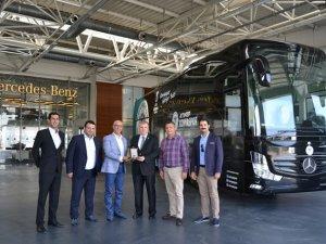 Atiker Konyaspor'un tercihi Mercedes-Benz Travego