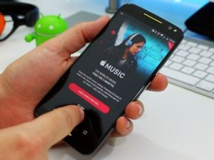 Apple Music sonunda Android'de!