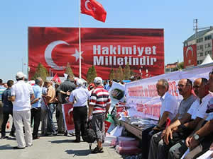 Yenikapı'daki Demokrasi ve Şehitler Mitingi için 200 tekne kiralandı