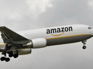 Amazon'un ilk kargo uçağı görücüye çıktı