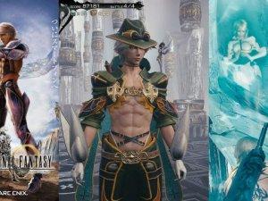 Final Fantasy mobius çıktı