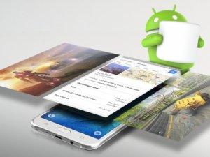Galaxy J7 için Android 6.0.1 Türkiye'de!