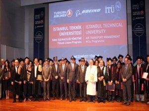 THY Boeing ve İTÜ'nün ortak projesi ikinci mezunlarını verildi