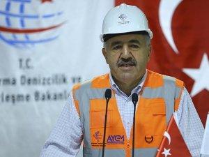 Ulaştırma Bakanı Arslan'dan 'Keçiören Metrosu' açıklaması