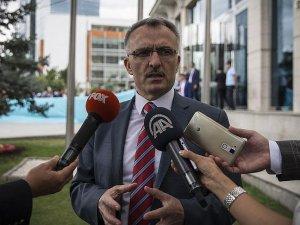 Maliye Bakanı Ağbal bütçe rakamlarını açıkladı