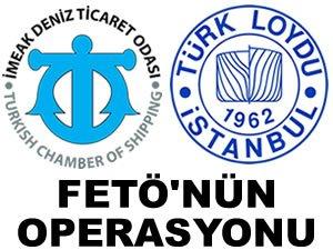 FETÖ yapılanmasının Türk Loydu ve İMEAK DTO operasyonları ortaya çıktı