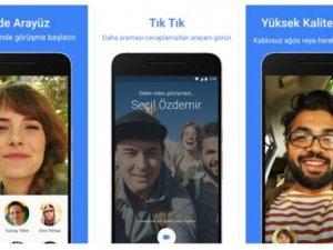 Google Duo uygulaması yayınlandı