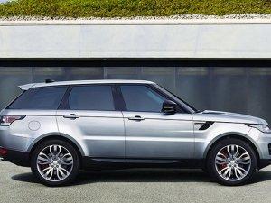 Range Rover Sport'a 2.0 litrelik dizel motor