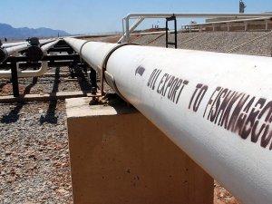 Kerkük-Ceyhan hattında petrol akışı 5 ay sonra yeniden başladı