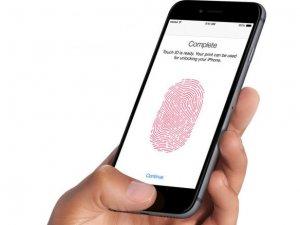 Akıllı telefonlarda parmak izi okuyucu kullanımı artıyor
