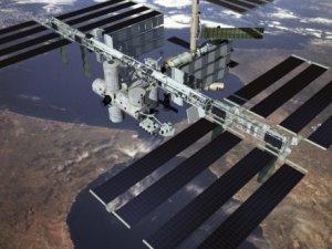 NASA, ISS'i elden çıkarıyor!