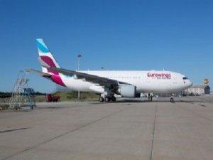 Eurowings Salzburg'dan uçuşlara başlıyor
