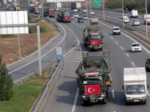 Maltepe'de askeri birliklerin şehir dışına taşınması başladı