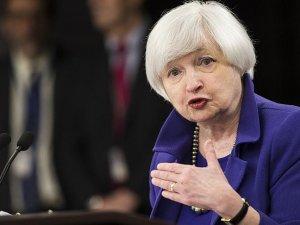 Fed Başkanı Yellen'dan faiz artırım sinyali