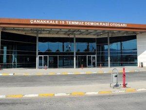 Çanakkale Otogarı'nın adı değiştirildi