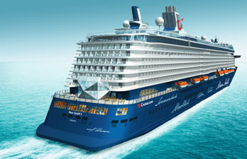Alman devi TUI Cruises 2 yeni gemi siparişi verdi