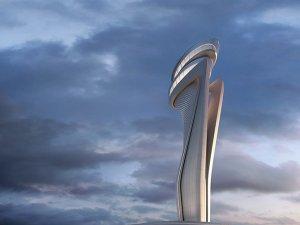 Yeni Havalimanı kulesine uluslararası ödül