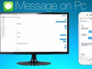 Windows'a iMessage geldi!