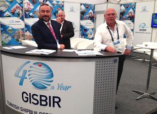 GİSBİR, ONS 2016 Fuarı'na katıldı