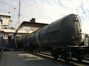 Anapet yerli sarnıç vagon üretimi için düğmeye bastı