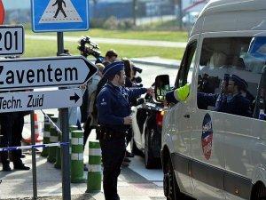 Brüksel Havalimanı'na terörle mücadele ekibi