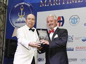 Türk ve Dünya denizcileri, ALTIN ÇIPA'da buluştu