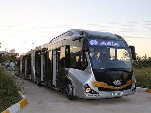 İstanbul'a dev metrobüsler geliyor