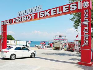 İstanbullines Yalova-Tavşanlı-Eskihisar seferlerini durdurdu