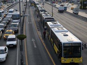 İETT'den metrobüs açıklaması