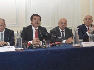 Ekonomi Bakanı Zeybekci: FETÖ ile ilişkili şirketlerle ilgili üretilen tüm rakamlar spekülatif