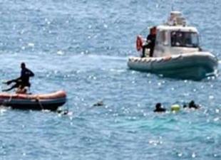 Ege'de akıntıyla sürüklenen 40 kaçak aranıyor