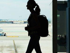 Alaçatı'da havalimanı heyecanı