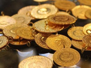 Altının kilogramı 126 bin 50 liraya geriledi