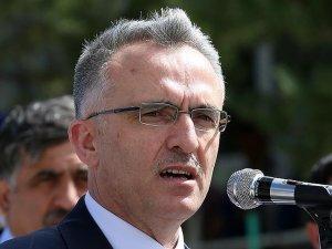 Maliye Bakanı Ağbal: Şekerde özelleştirmeyi 40 kez düşünmemiz lazım