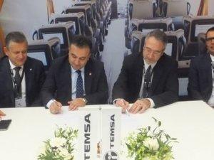 Temsa'dan Anadolu Seyahat'e 100 adet Safir