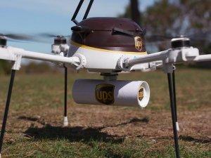 UPS Kargo, Drone taşımacılığına hazırlanıyor!