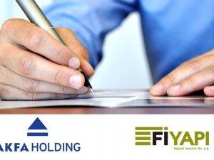 AKFA Holding'e bağlı şirketler ile Fi Yapı'ya kayyum atandı