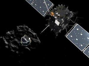 Rosetta 12 yıllık görevini tamamlıyor