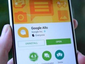 Google Allo'yu 5 milyon kullanıcı indirdi!