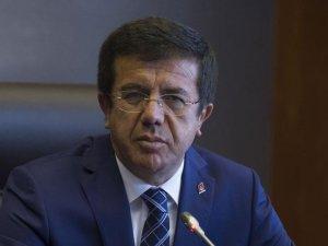 Ekonomi Bakanı Zeybekci: Türkiye Ocak-Ağustos döneminde yalnızca yüzde 2,4 kayıp yaşadı