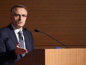 Maliye Bakanı Ağbal: 9,4 milyar lira ödenmemiş vergi borcunu yapılandırdık