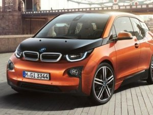 BMW eski bataryalardan santral kurdu